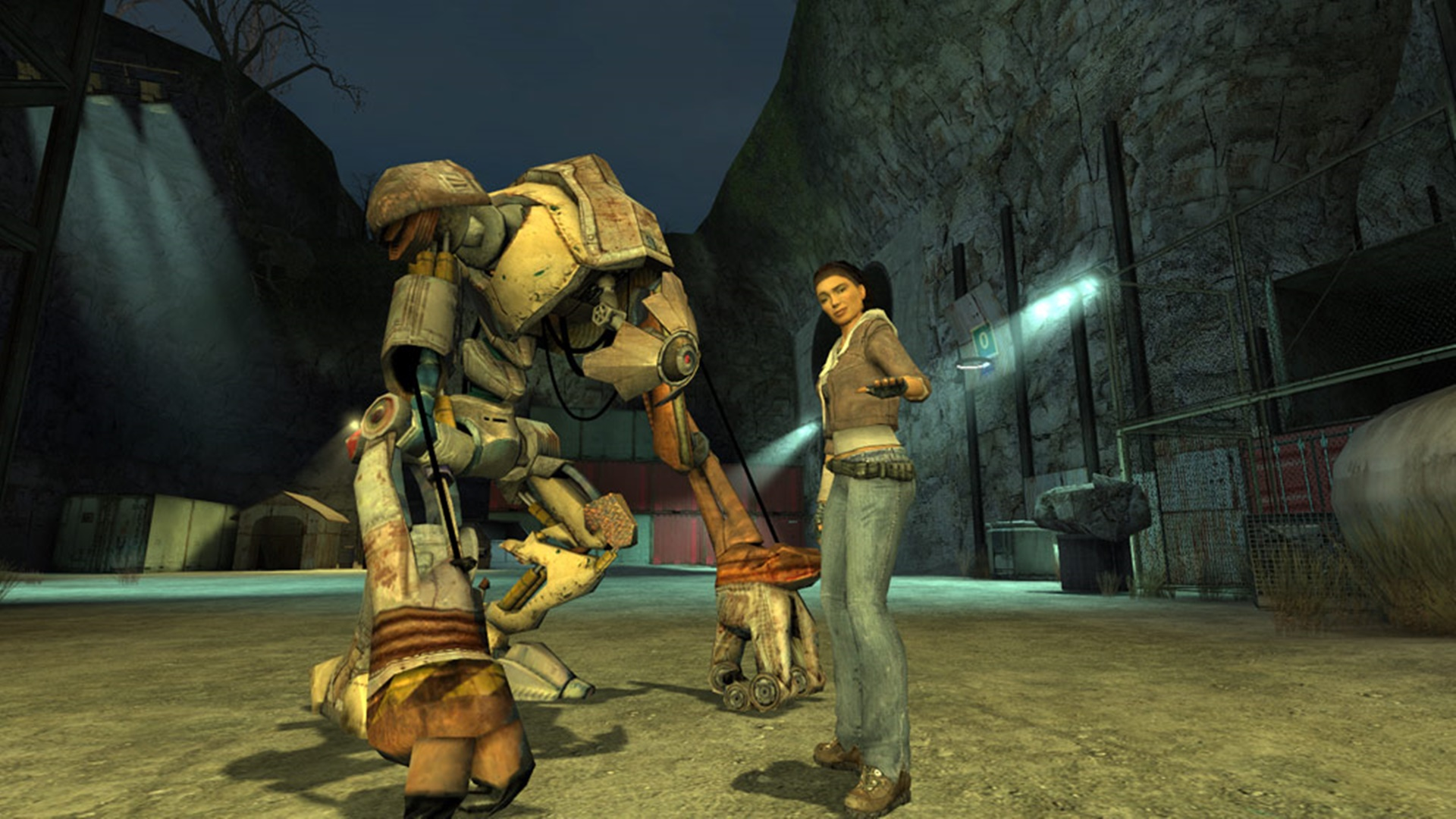 Half-Life 2 speedrunners beat the game backwards in 13 minutes