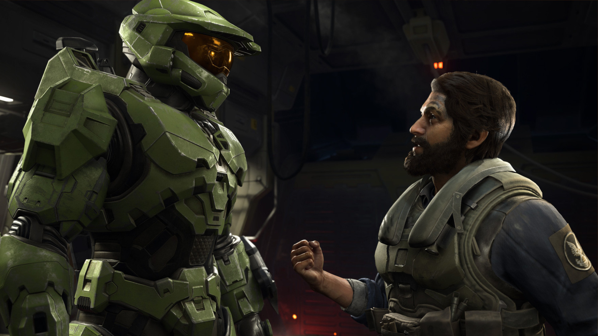 We're getting monthly updates on Halo Infinite leading up to launch