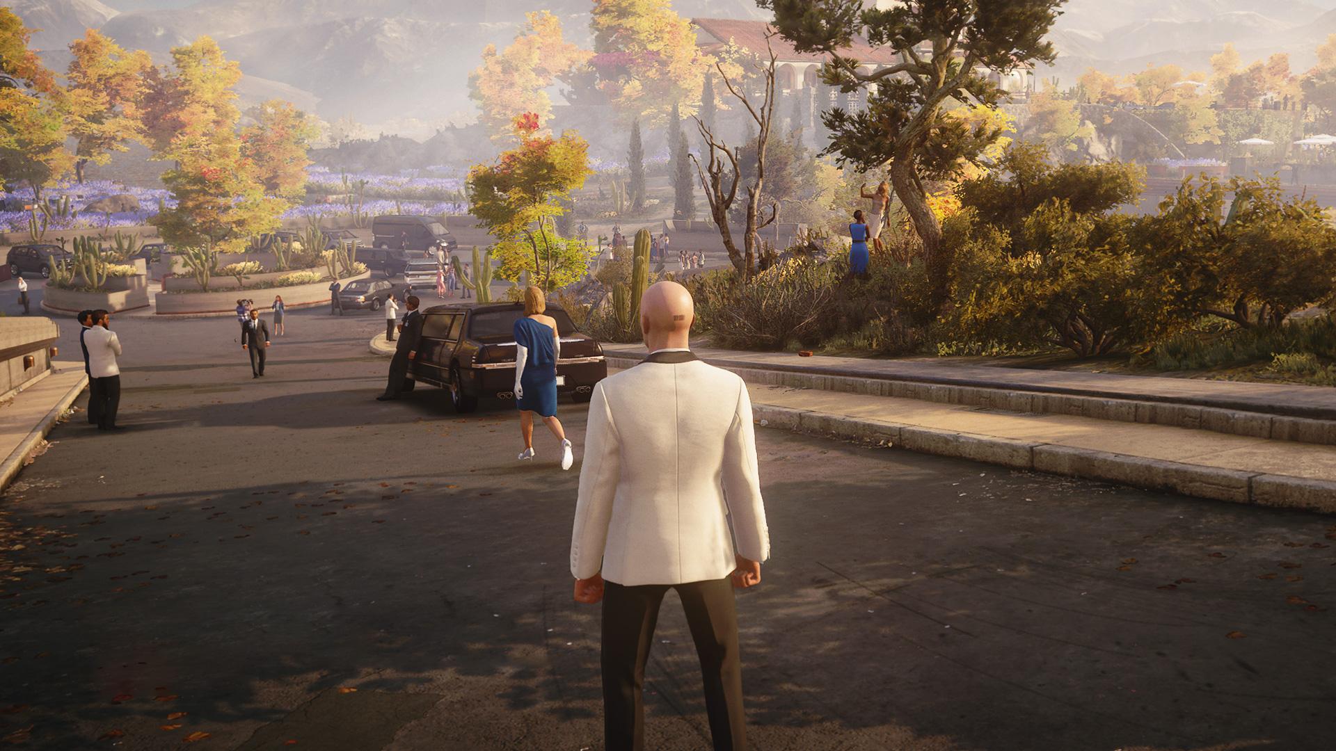 Hitman 3 Mendoza Silent Assassin, Suit Only walkthrough