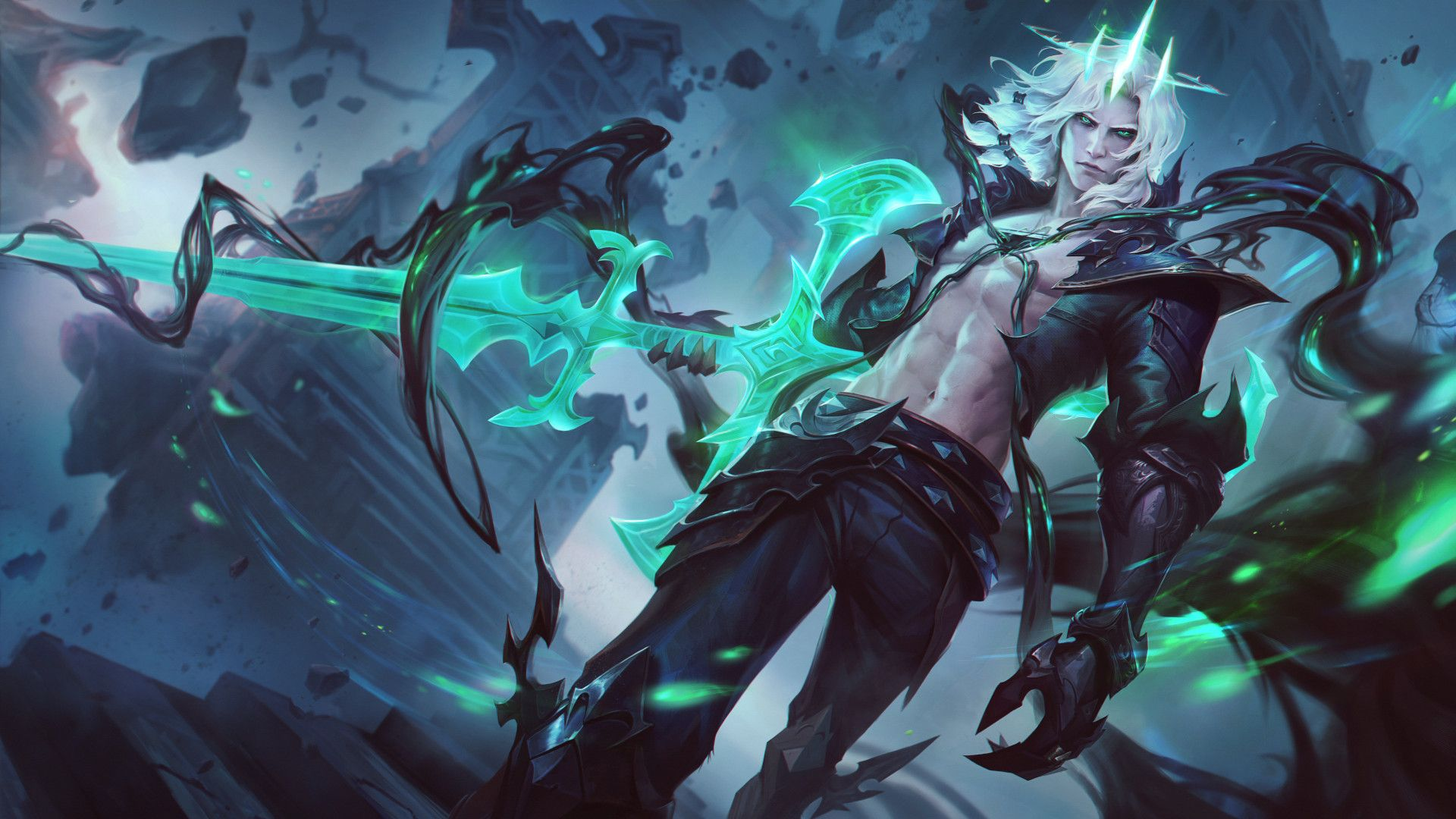 League Of Legends Patch 11 2 Notes New Jungler Viego Ruined And Shan Hai Scrolls Skins Pcgamesn