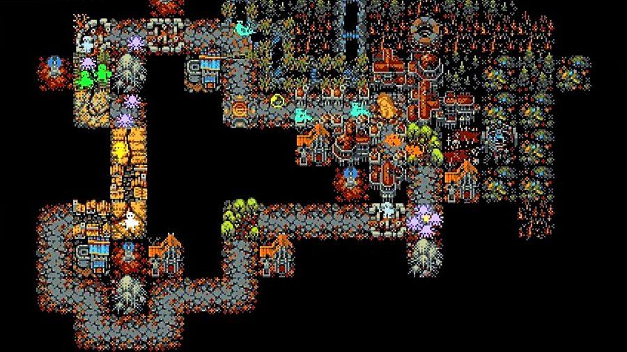 Loop Hero - roguelike DnD game