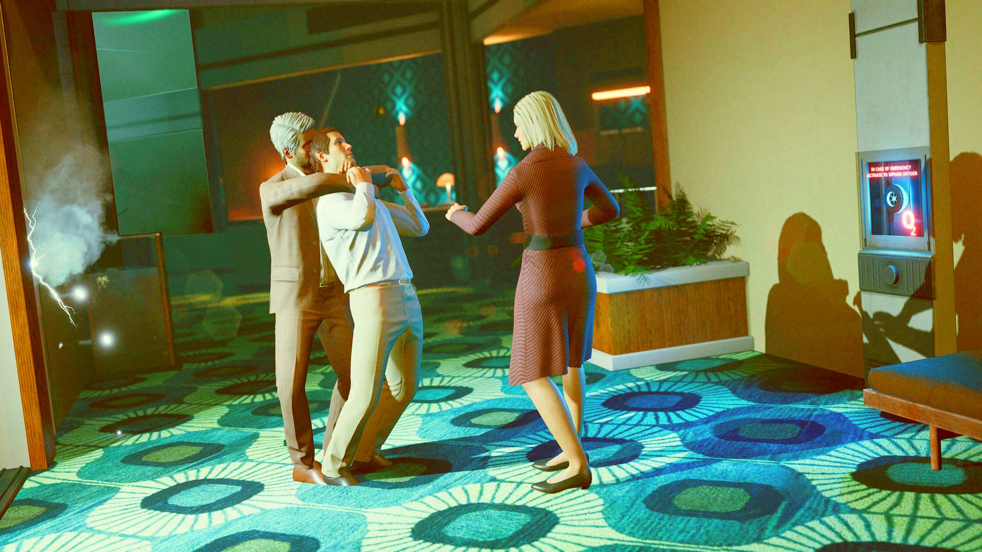 Making it in Unreal: betray your besties in First Class Trouble