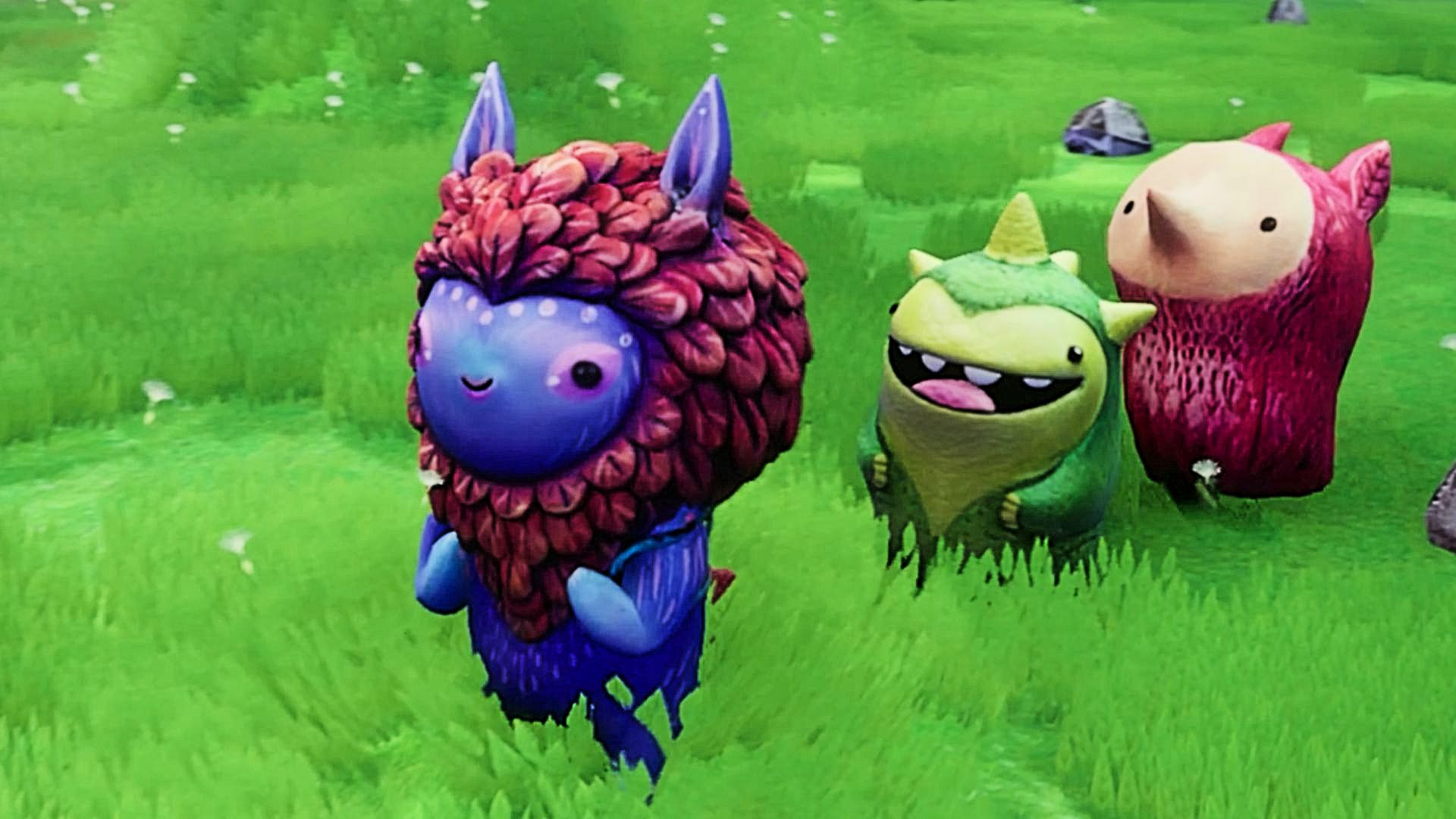 Making It In Unreal Bringing Whimsical Artwork To Life In Oddfauna Secret Of The Terrabeast Pcgamesn