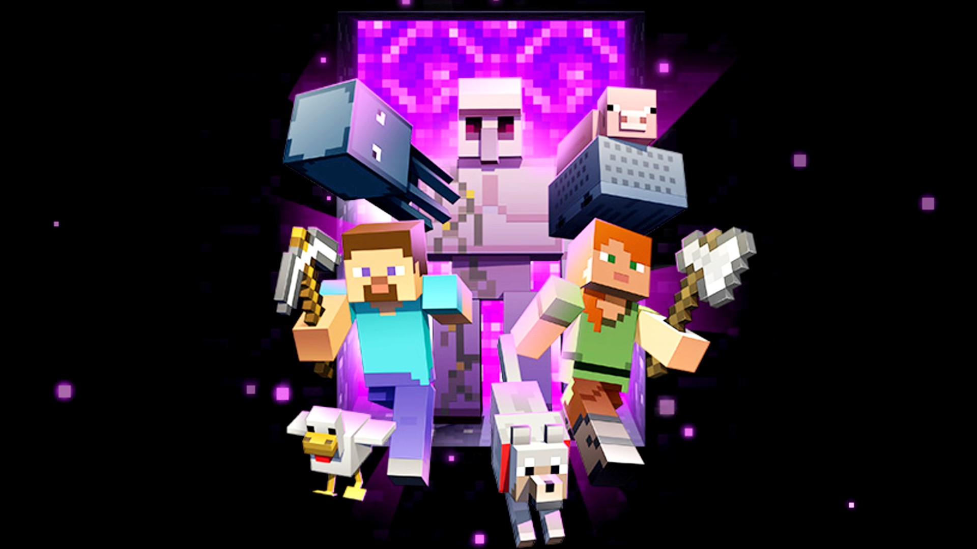The best Minecraft YouTubers  PCGamesN