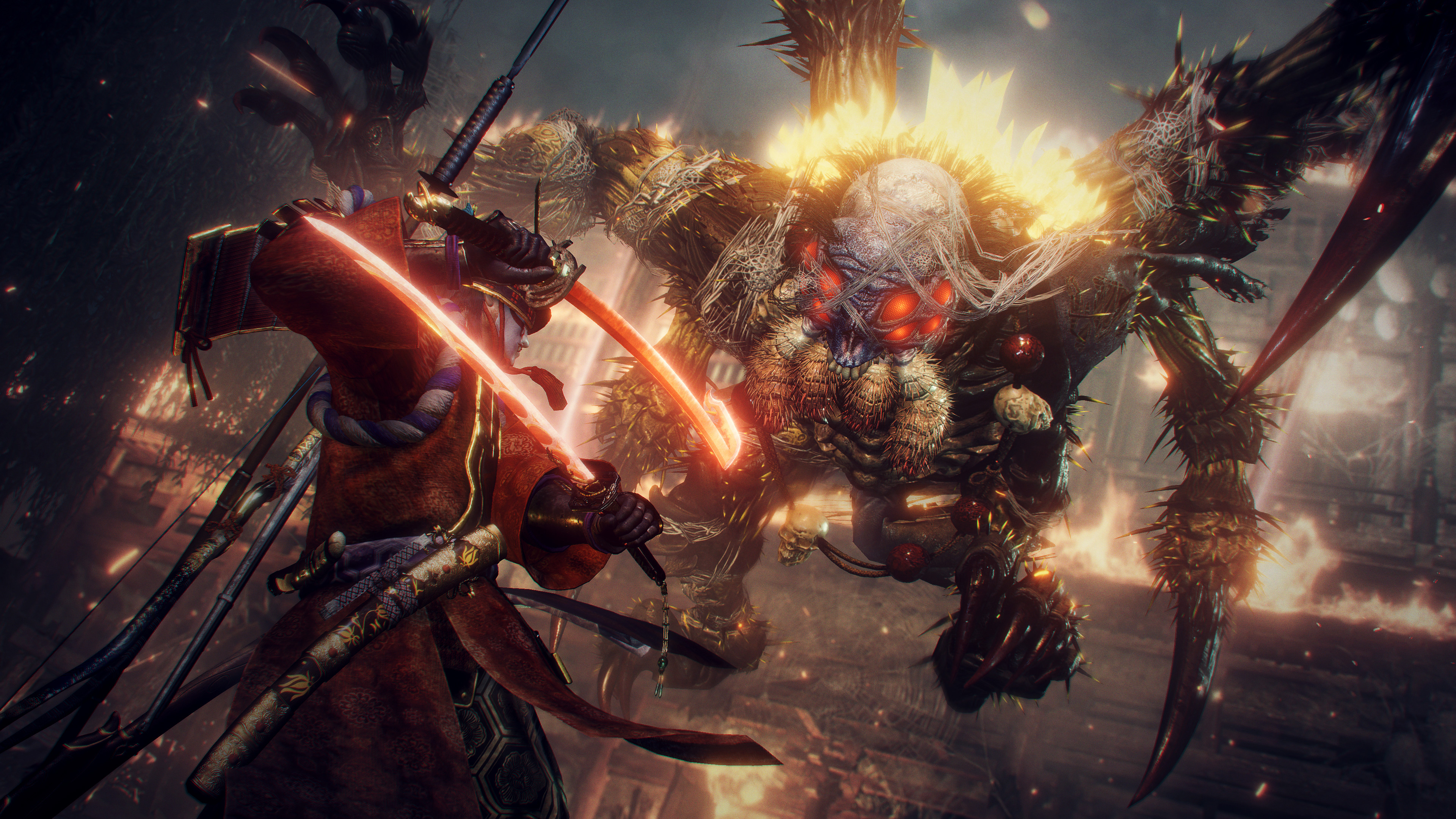 Nioh 2 is going all-in on PC settings