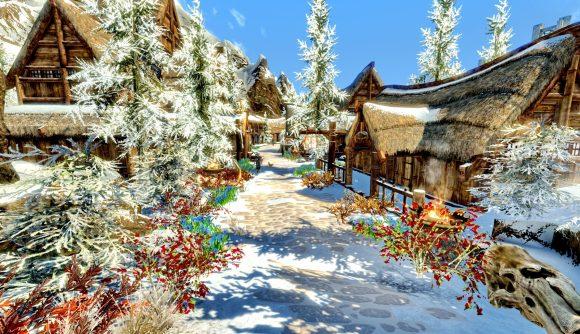 Skyrim Mod Winterhold Street View