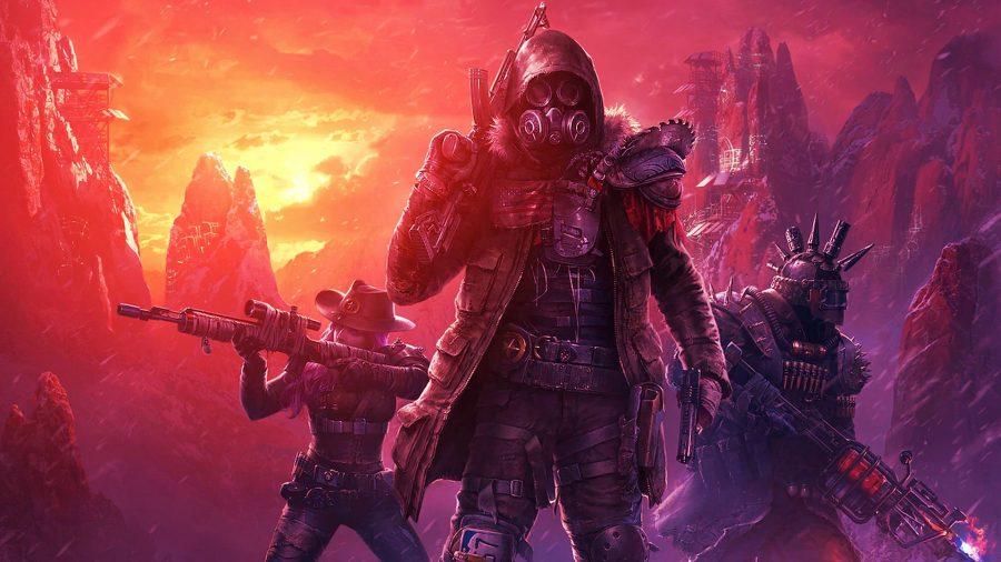 Wasteland 3 co-op-RPGs