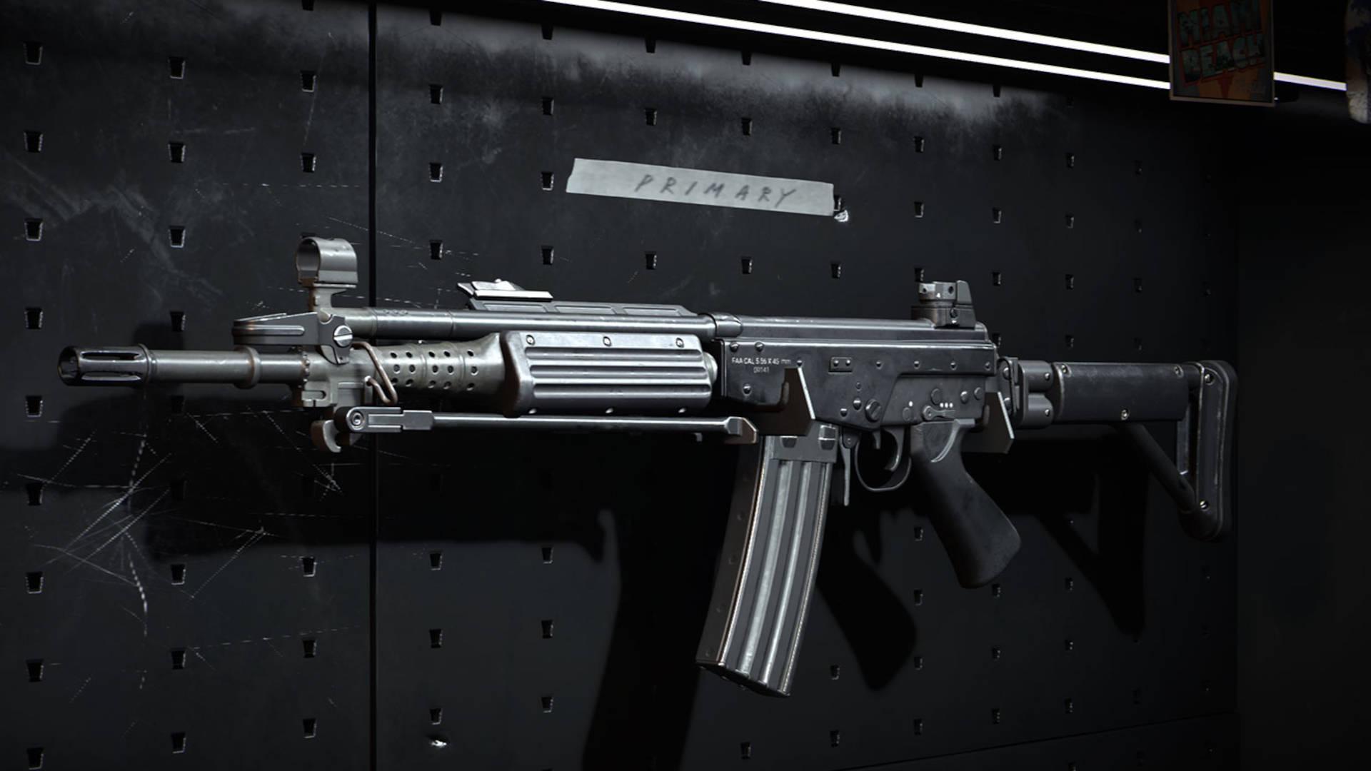 The best FARA 83 loadout in Warzone