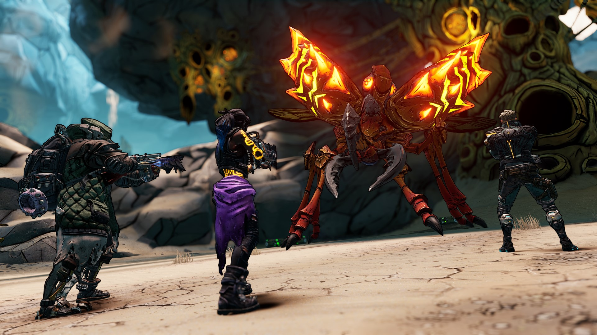Borderlands 3's Director's Cut arrives next month with a new raid boss