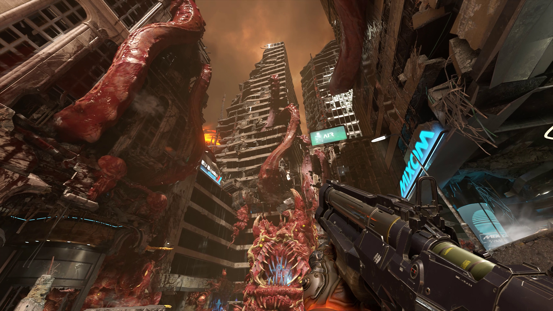 Doom Eternal has made over $450 million in revenue