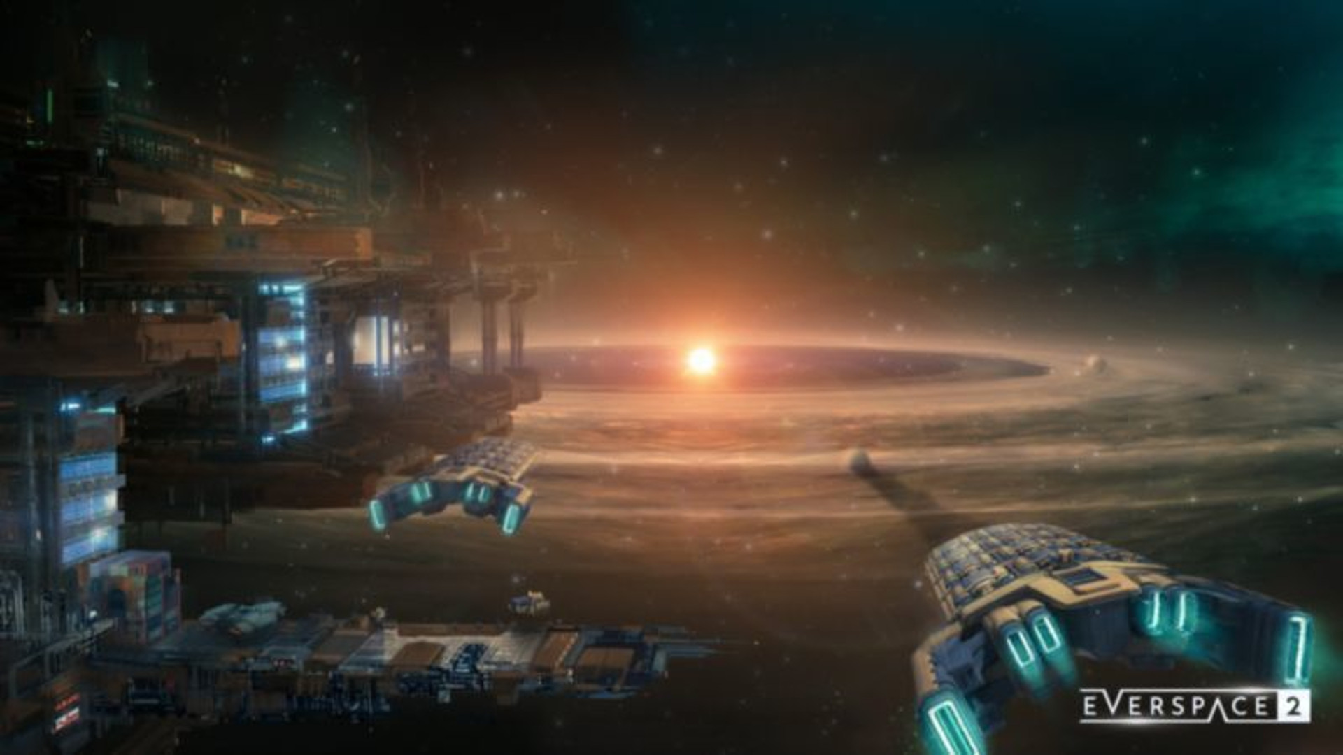 Everspace 2 roadmap promises new systems and fast travel, next update in April