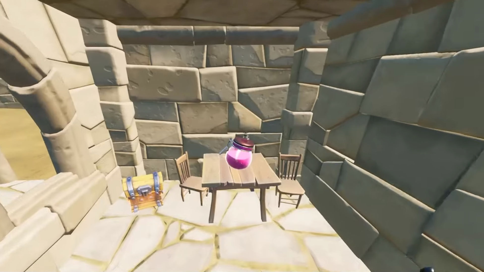 Where to find a love potion in Fortnite