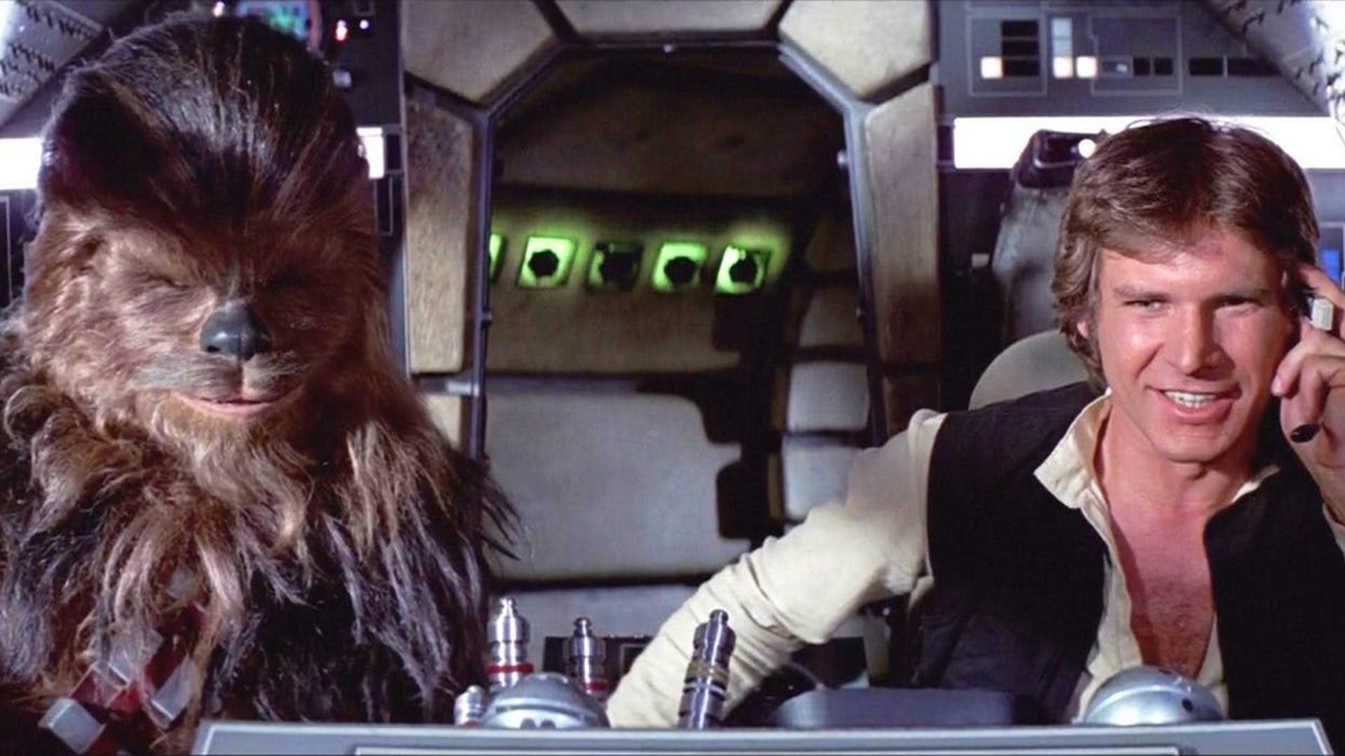 A Valheim player has built the Millennium Falcon from Star Wars