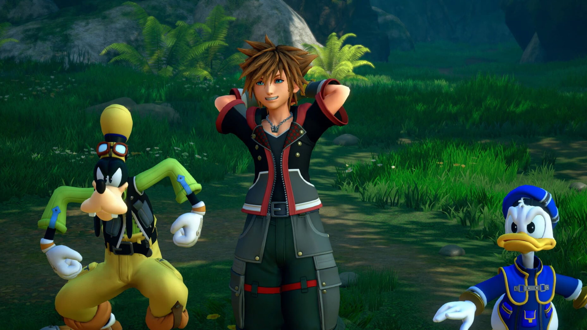 Kingdom Hearts PC system requirements might be low enough to see Goofy in 4K
