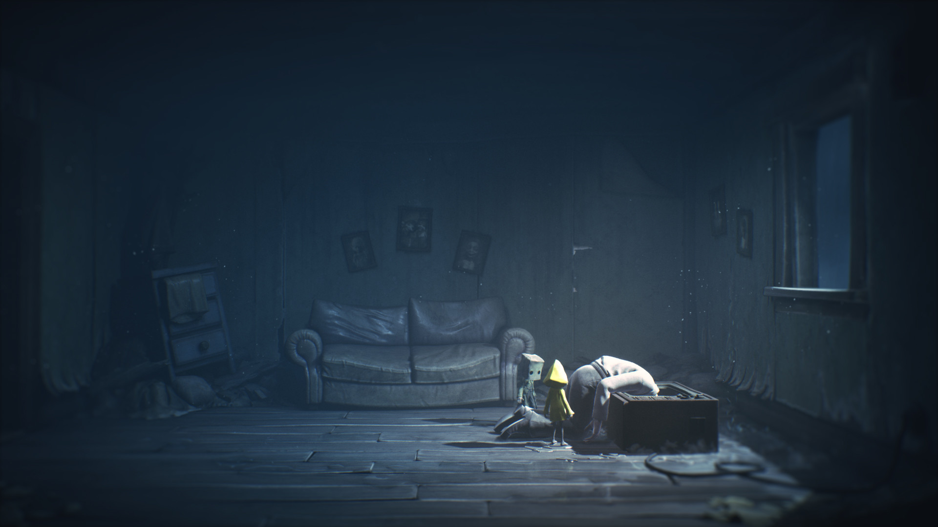 """Little Nightmares 2 developer moving to new IP, Bandai Namco """"energised"""" to continue"""