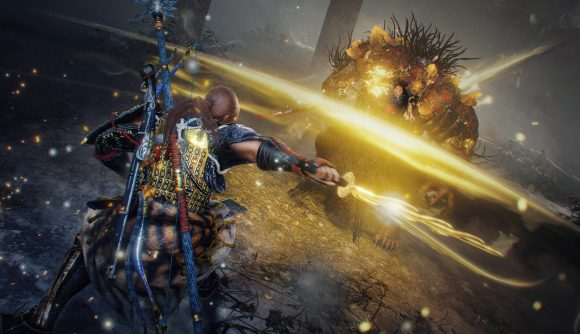 Nioh 2 is a Soulslike game steeped in Asian mythology