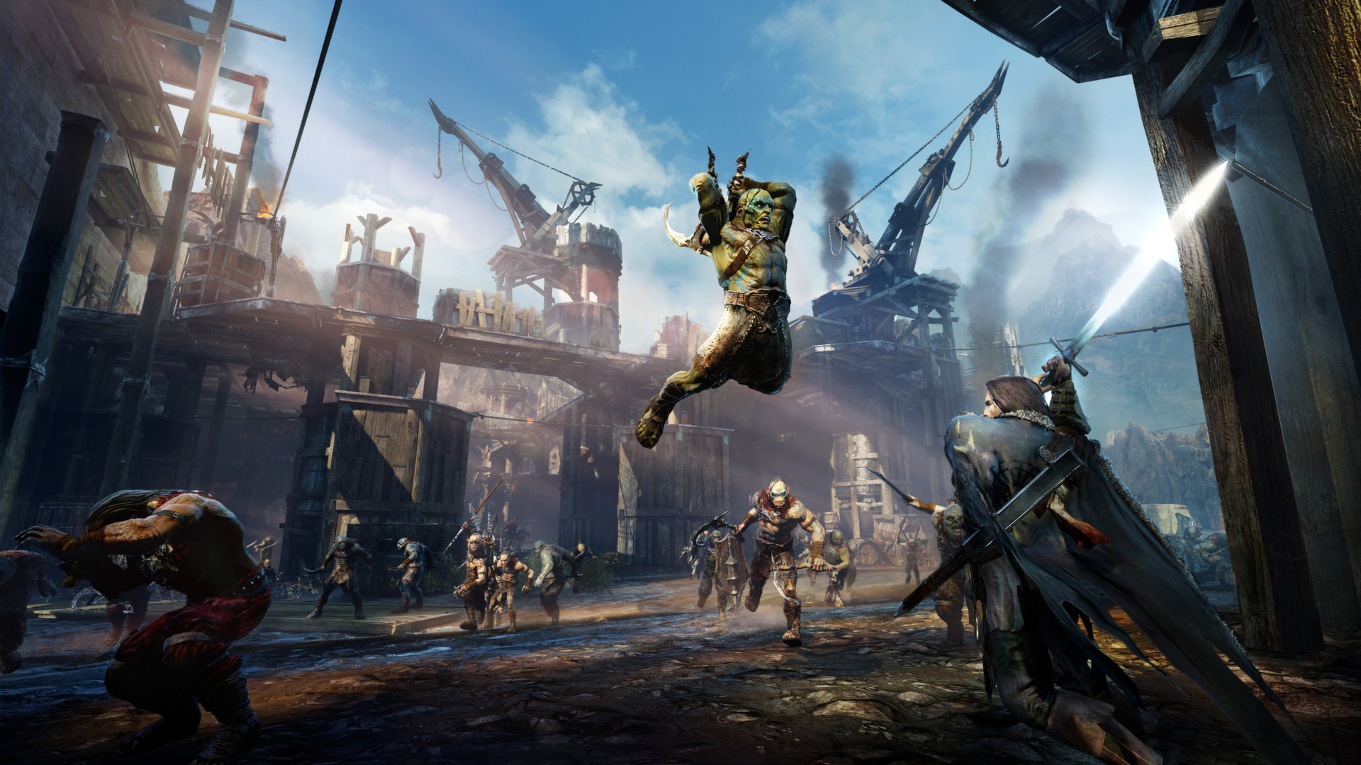 Shadow of Mordor's nemesis system now successfully patented by WB Games