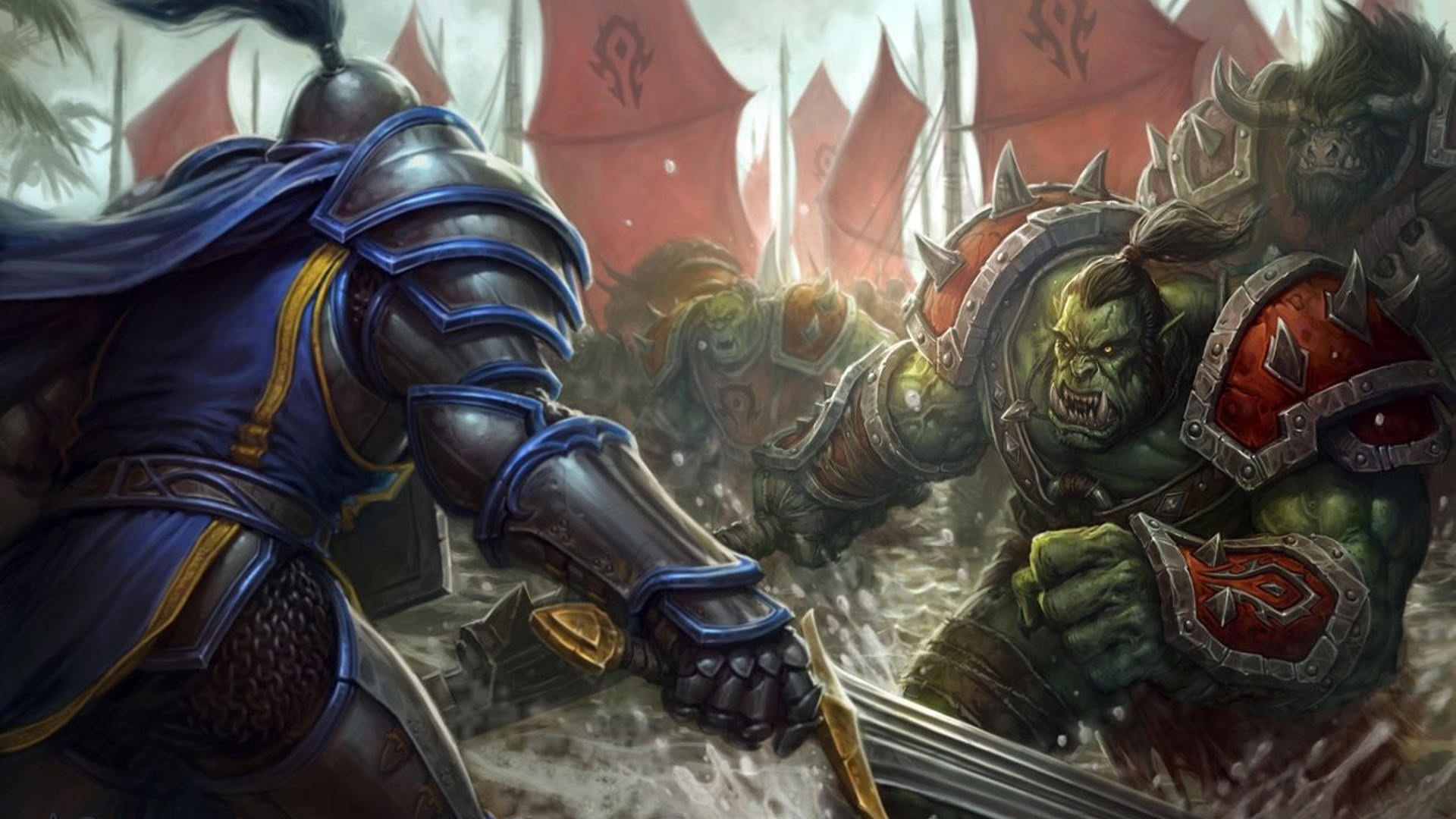 World of Warcraft might let Alliance and Horde raid together someday