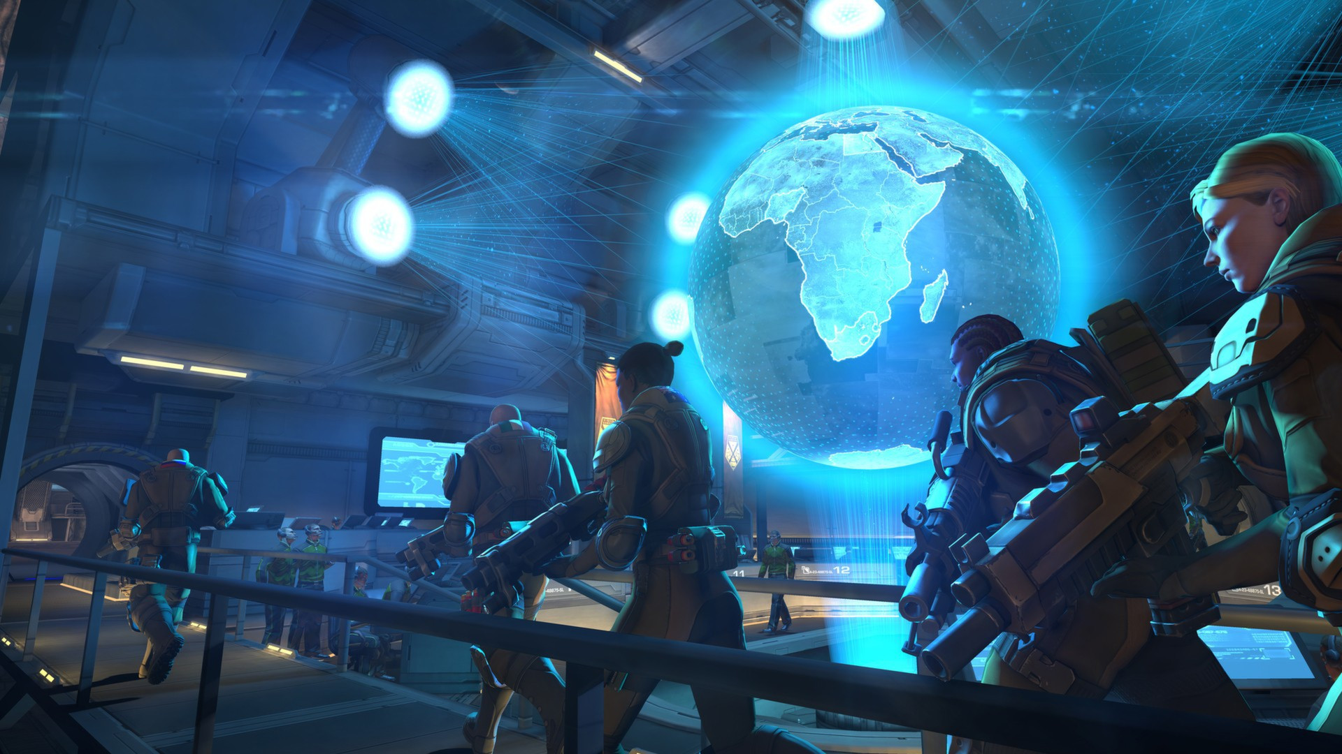 XCOM reboot was originally real-time, and had vehicles