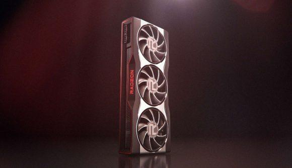 A three-fan design, Big Navi GPU
