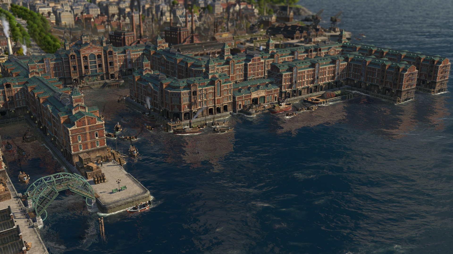 Anno 1800's Season 3 Pass has three new DLCs heading to the city builder
