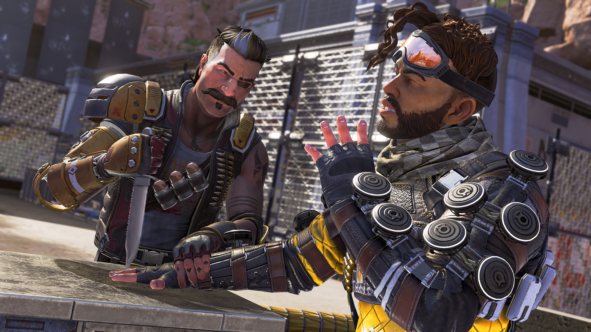 Apex Legends kicks off Season 8 with a new player record on Steam