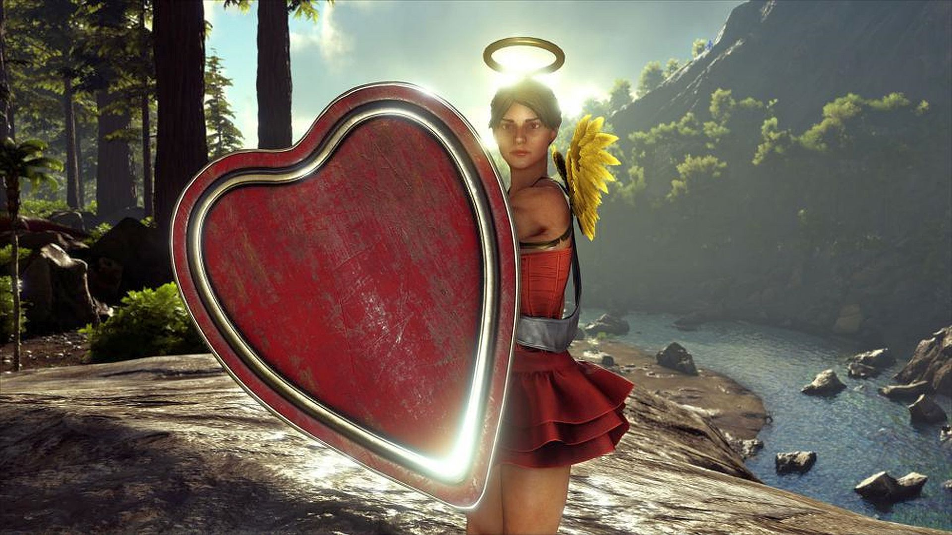 Ark: Survival Evolved gets a Valentine's event this week with new chibis, skins, increased rates