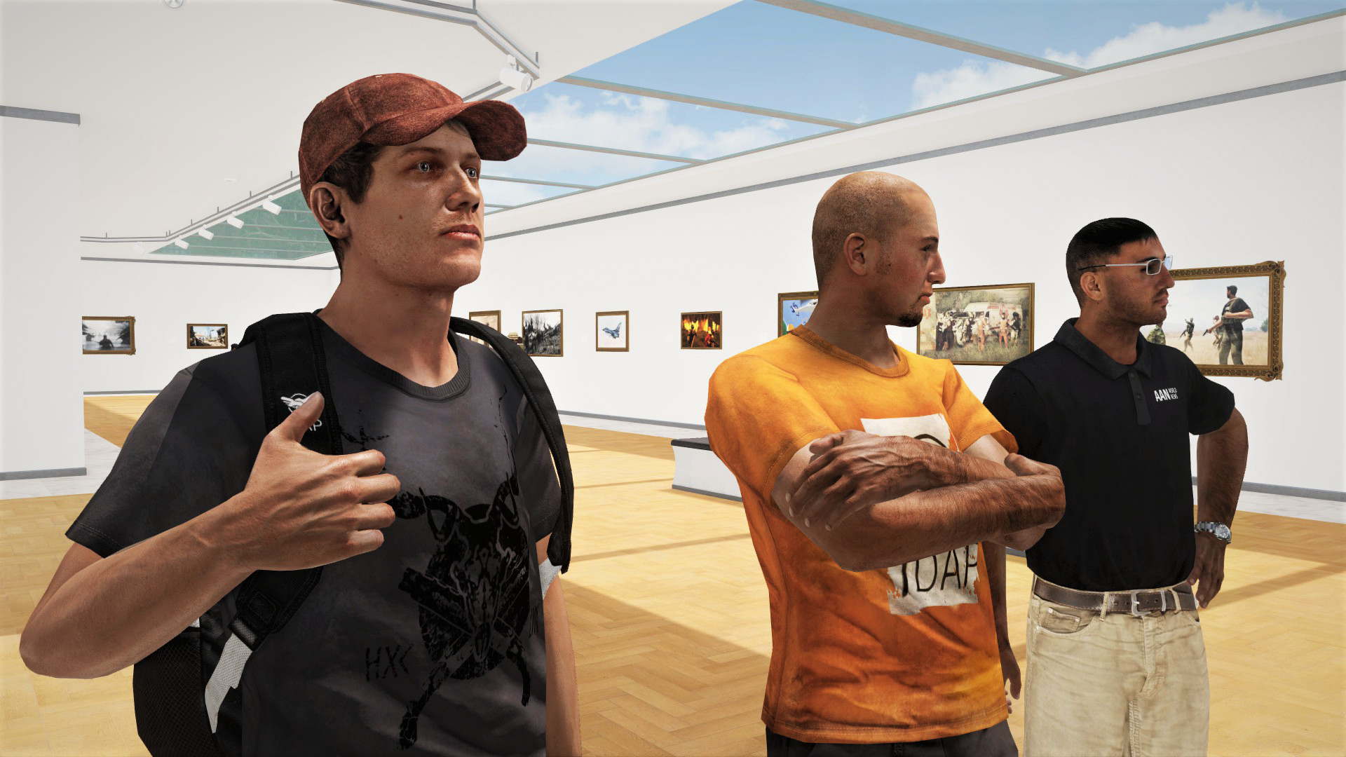 Arma 3's new DLC is a trip to the museum