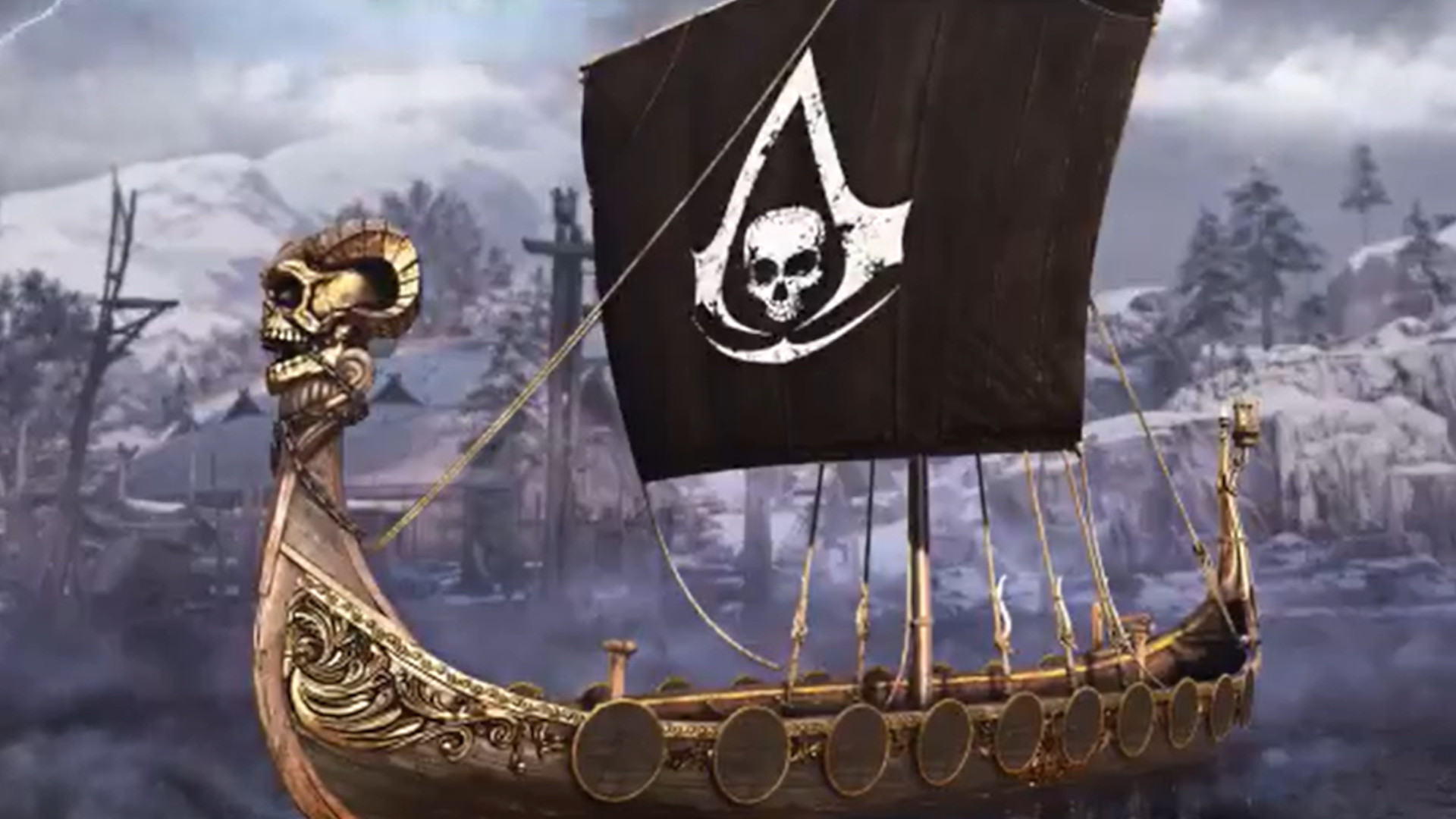 Assassin's Creed Valhalla gets Black Flag items – you have less than one week to get them