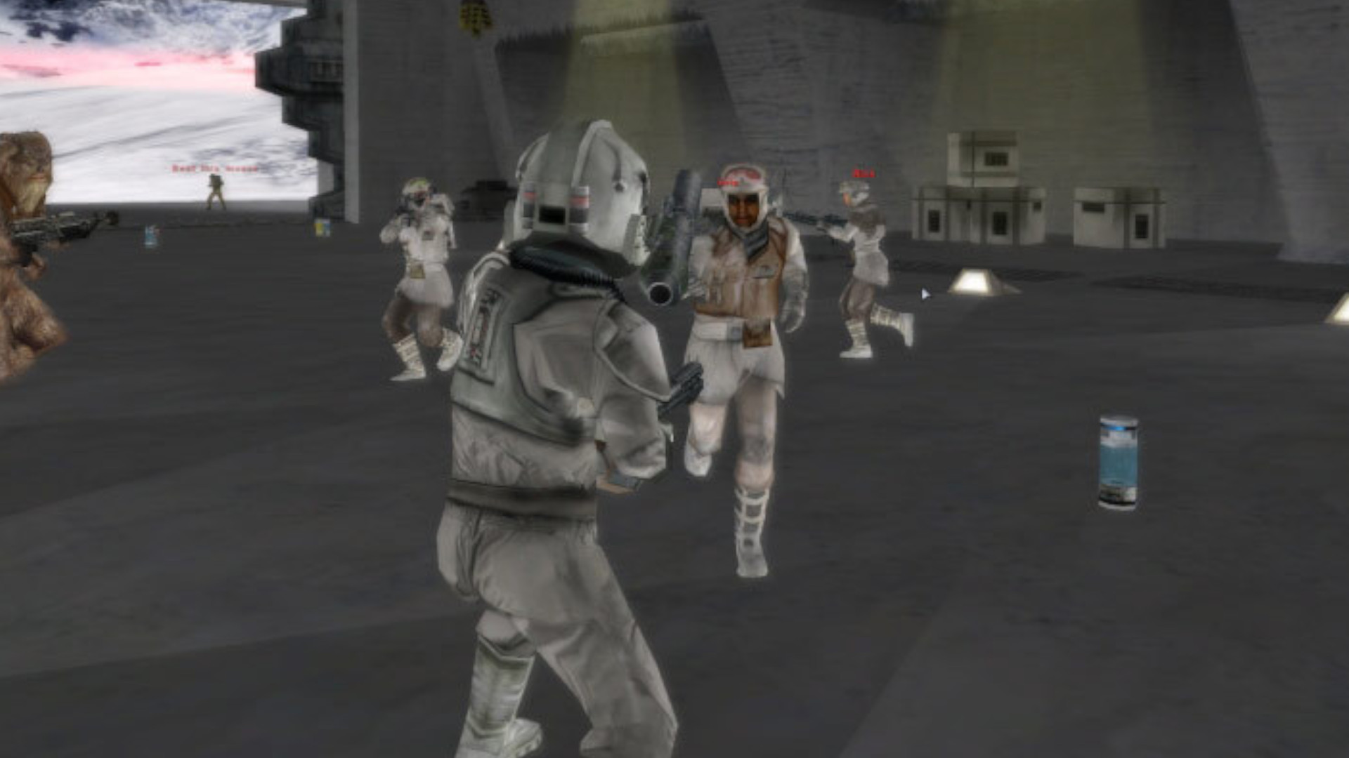 Star Wars Battlefront 2 The Original Gets First Patch In Three Years But It S Already Reverted Pcgamesn