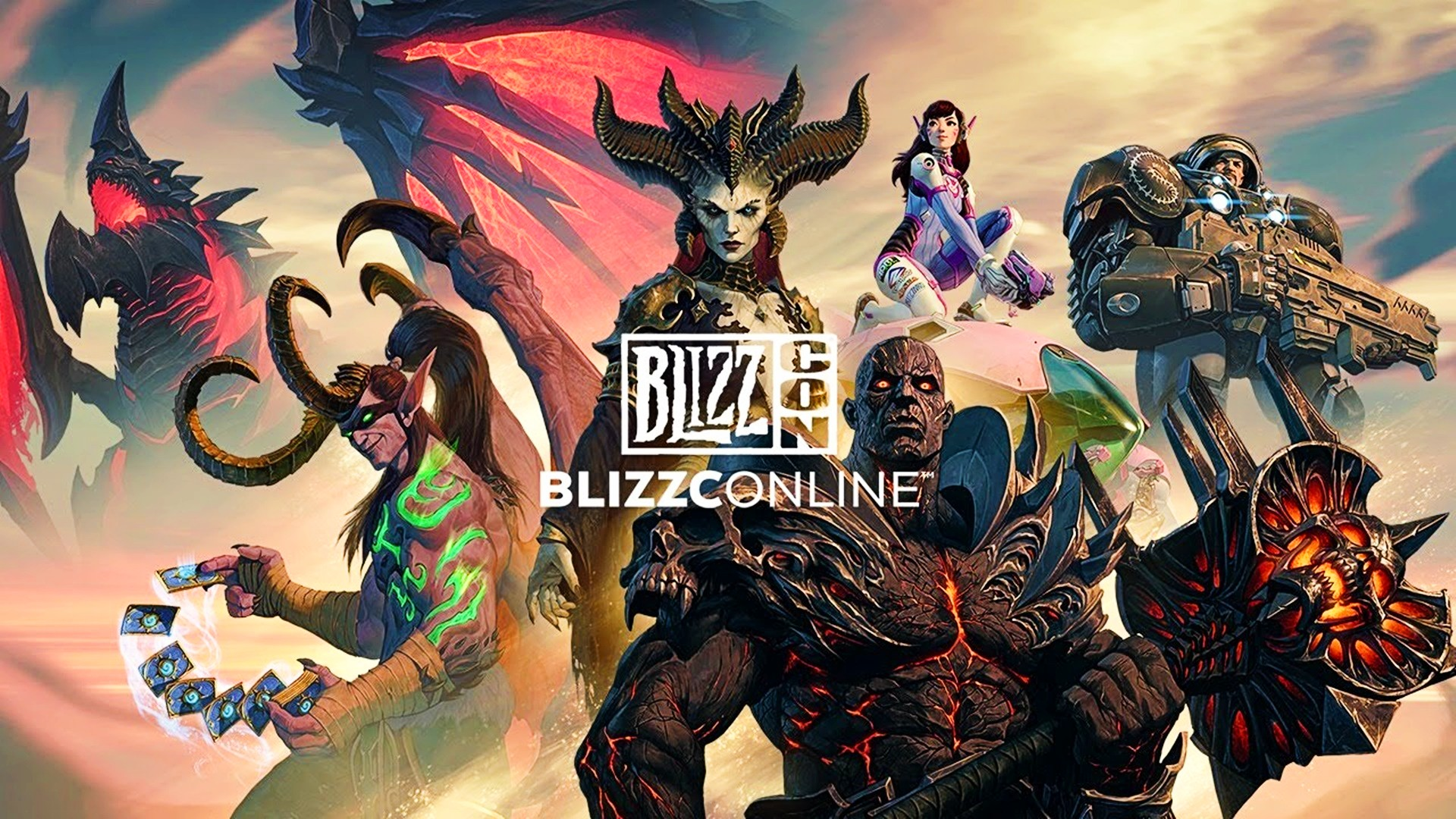 BlizzCon 2021 kicks off soon – watch the stream here