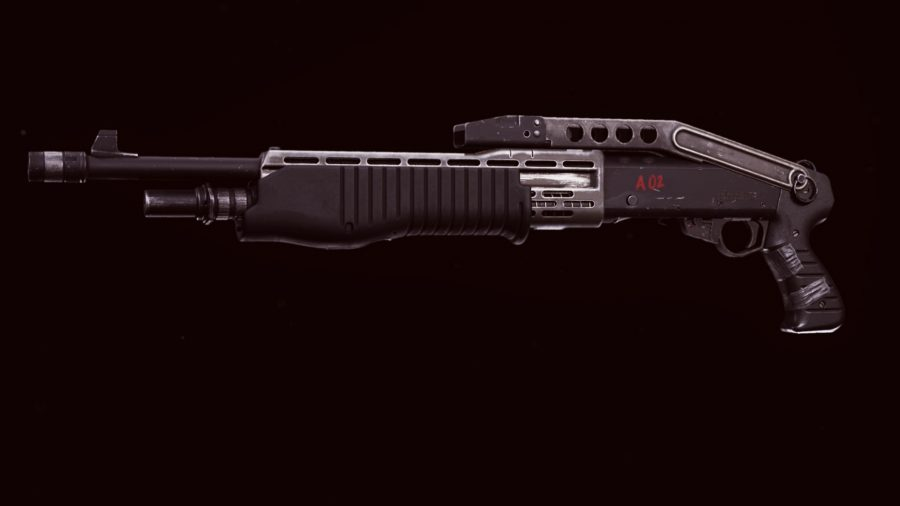 The Gallo SA12, a semi-automatic shotgun from Call of Duty: Black Ops Cold War in Call of Duty Warzone