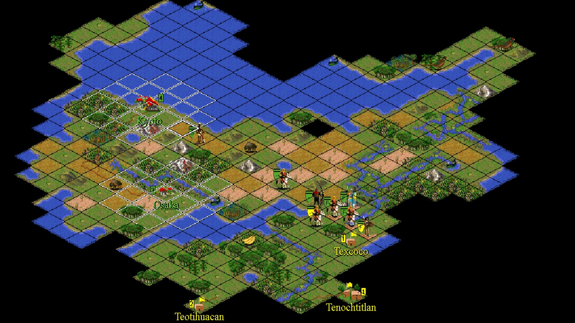 Civ 2 at 25 – one of the most important 4X strategy games of all time