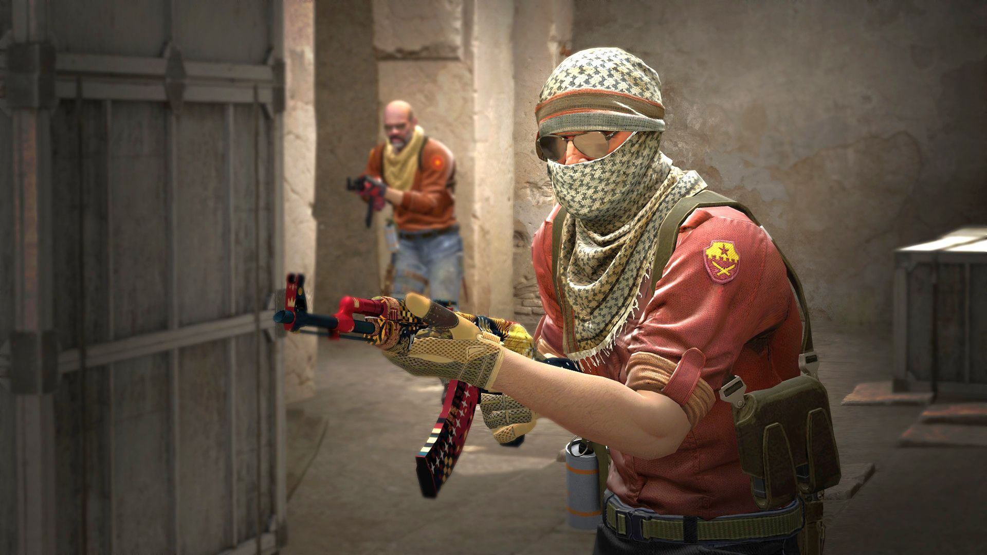 "CS:GO update fixes ping bug, so you now can't ""reveal a hidden enemy"""