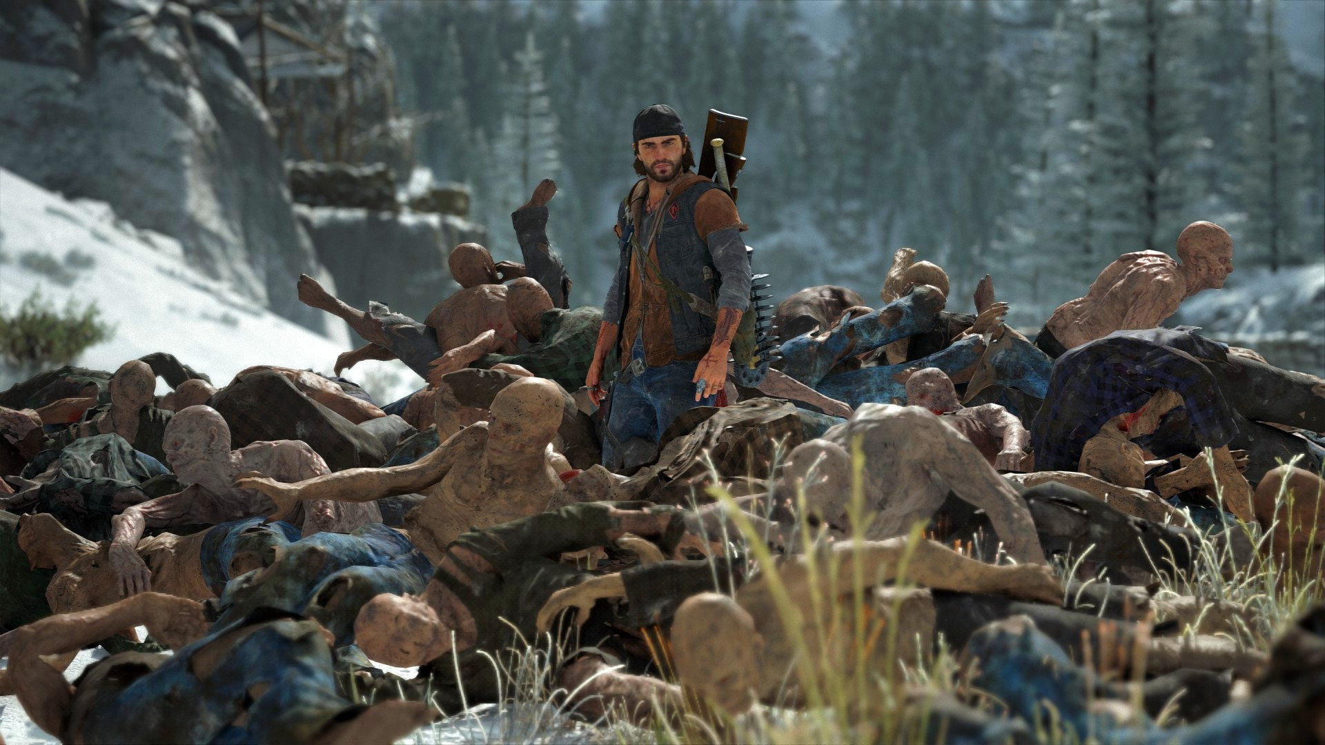 """Days Gone and a """"whole slate"""" of PlayStation games are coming to PC"""