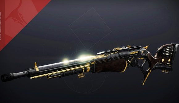 Destiny 2's new Exotic scout rifle from Tex machina