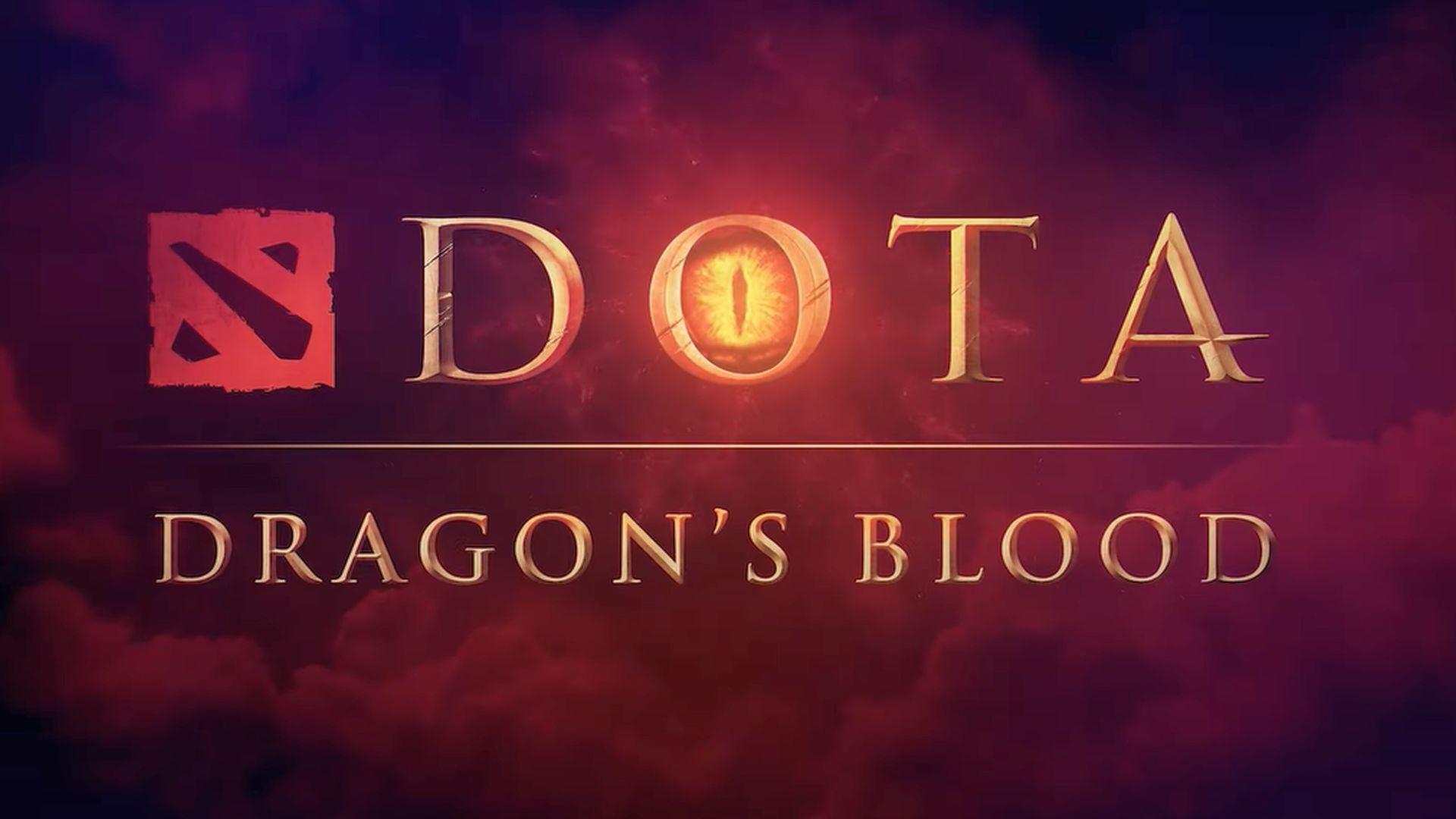 Dota 2 gets an anime Netflix series next month