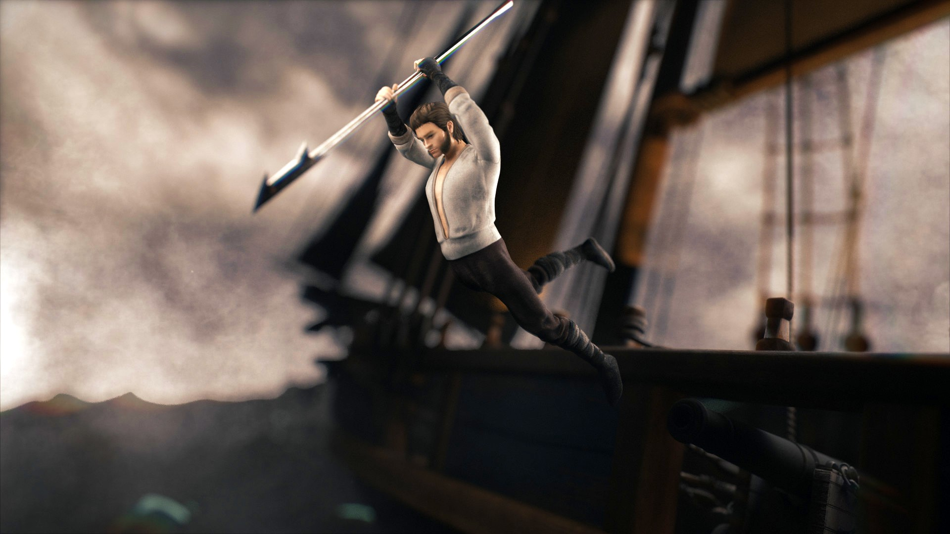 Someone is finally making a Moby Dick simulator
