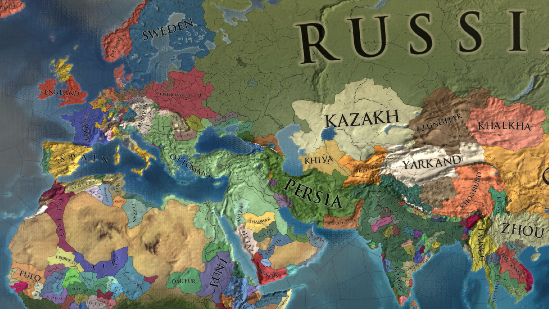 EU4 multiplayer gets patched, breaks, gets immediately unpatched