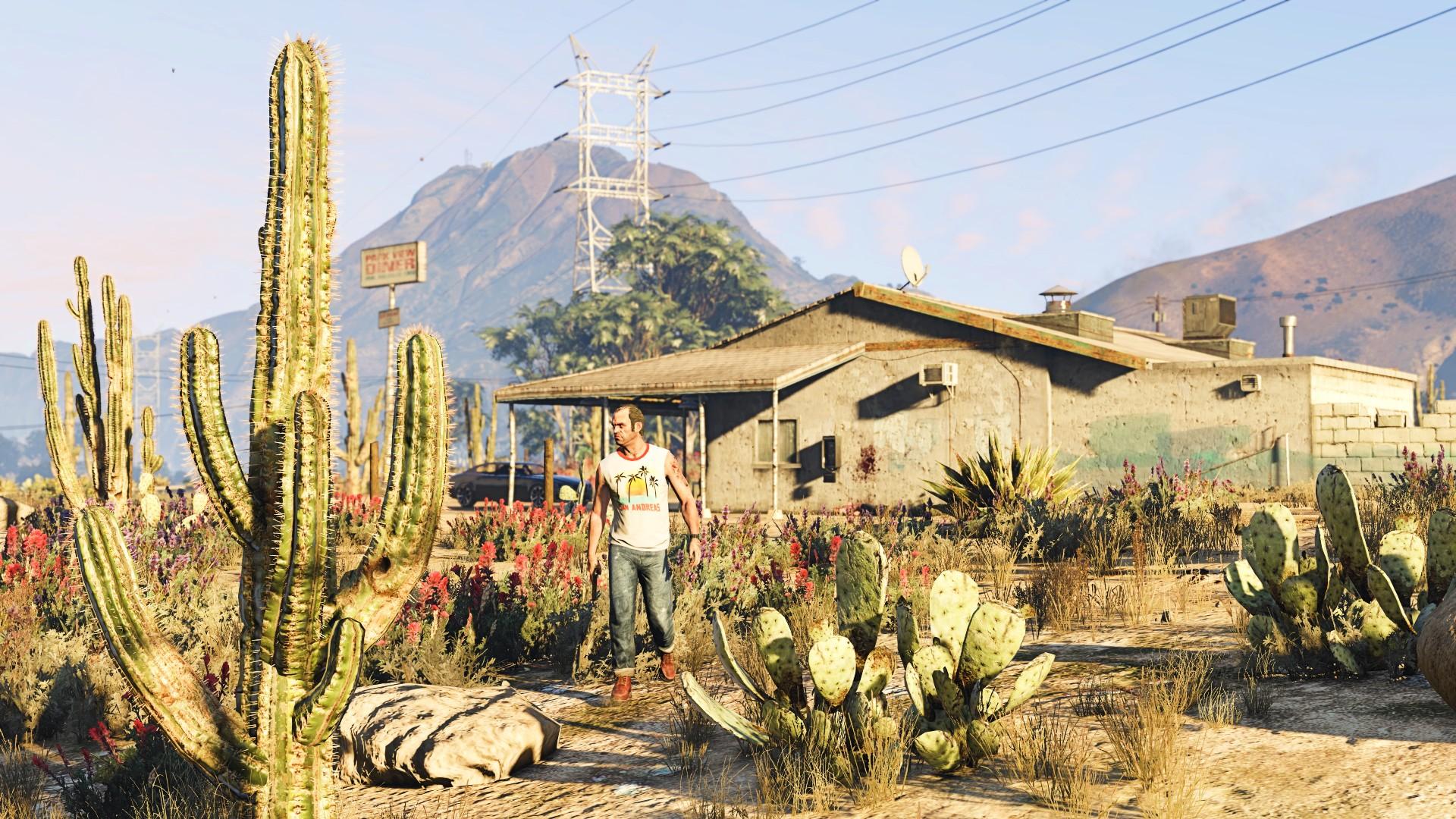 GTA Online weekly update brings back peyote plants and a new quad bike