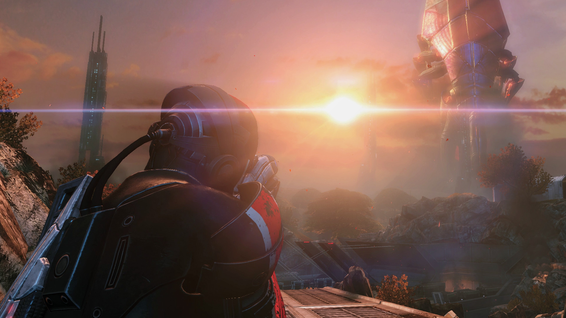 Mass Effect 1's Legendary Edition improves the Mako, shooting, AI, and more