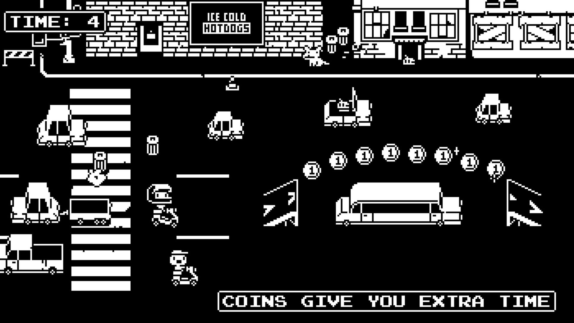 """Minit Fun Racer is a """"peculiar little racing game"""" with proceeds going to charity"""