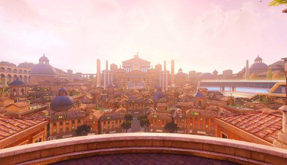 Overwatch 2's new Rome map