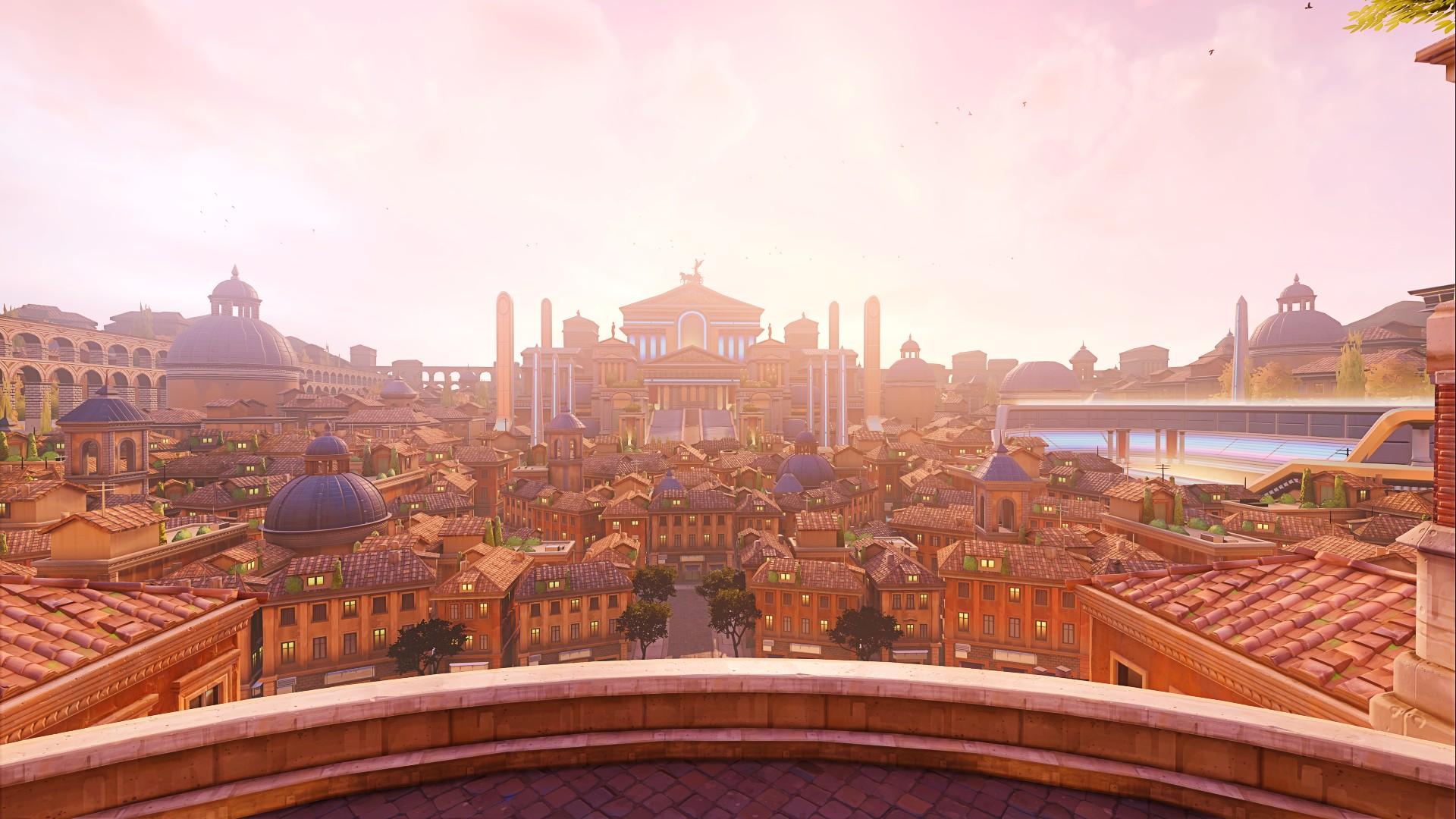 Overwatch 2 devs show off New York, Rome, and new hero designs