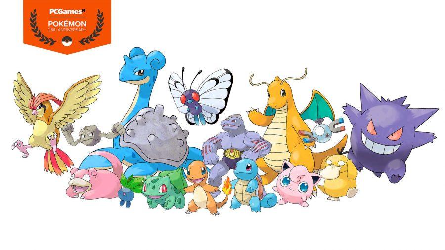 Happy 25th Anniversary Pokemon