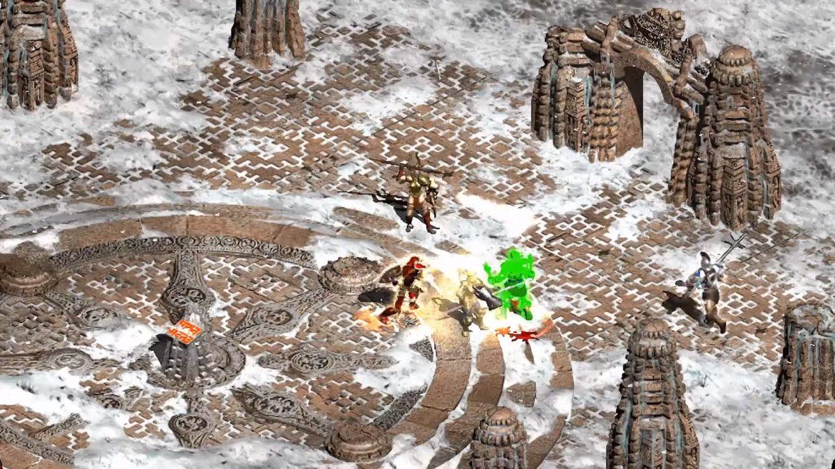 Энтузиасты собираются добавить battle royale в Diablo II