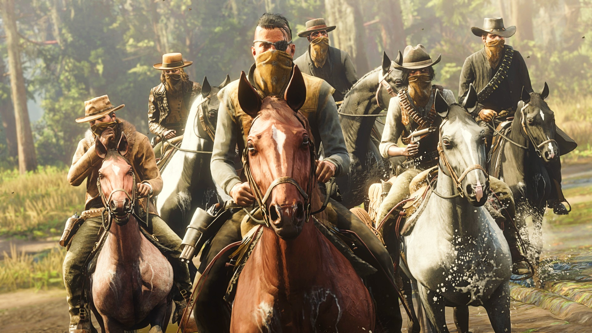 Red Dead Online's Outlaw Pass 5 is here