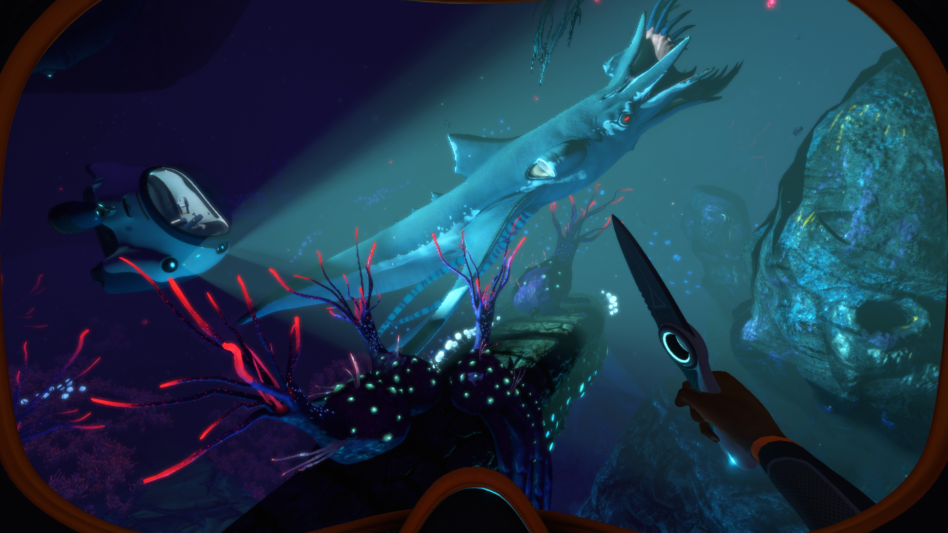 """Subnautica devs want to make a full sequel – and they'll """"rethink"""" multiplayer"""