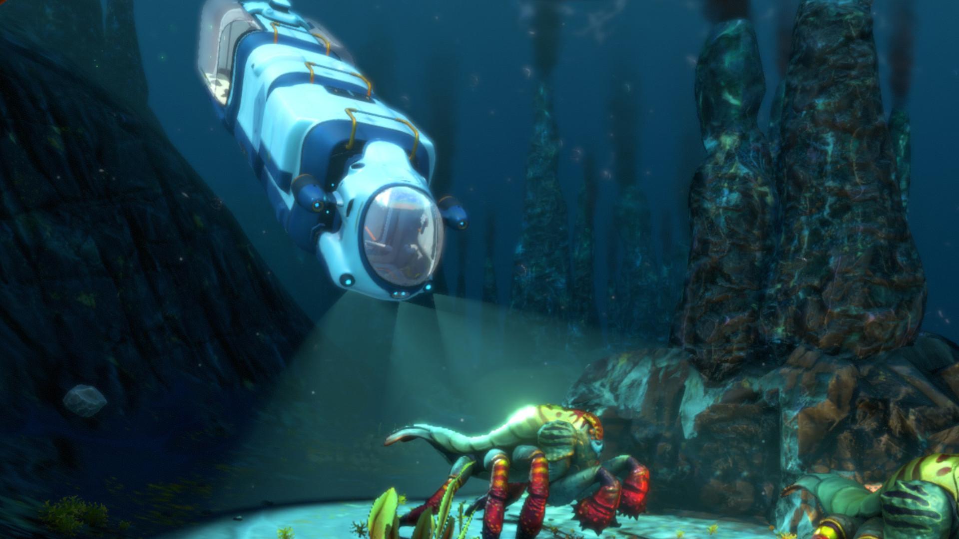 Subnautica: Below Zero release date set for May