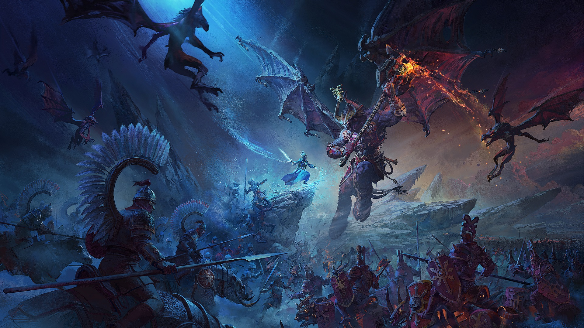 Total War: Warhammer 3 will get another race as an 'early adopter' bonus